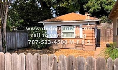 Community Signage, 2107 Montgomery Drive, 0