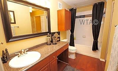Bathroom, 1221 S Congress Ave, 2