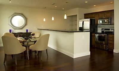 Kitchen, Hanna Heights, 1