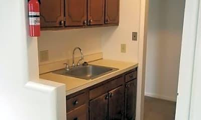 Kitchen, Bridgetowne Arms Apartments, 1