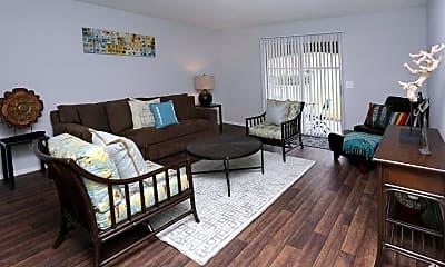 Living Room, Topaz Villas, 2
