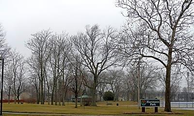 Community Signage, 711 N Lakeside Dr, 2