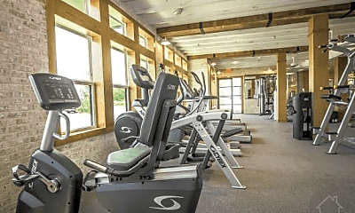 Fitness Weight Room, 3155 Stars and Stripes Way, 2