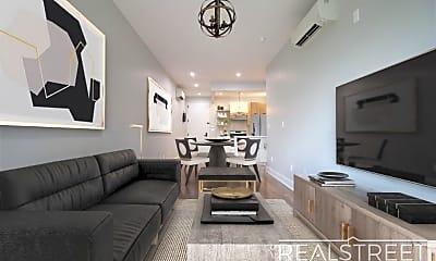 Living Room, 1499 Nostrand Ave. 2B, 1