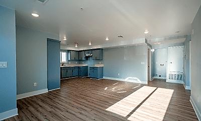Living Room, 714 1/2 Wilmington Blvd, 0