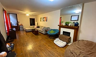 Living Room, 2067 N 4th St, 1