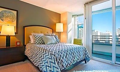 Bedroom, 346 E Ohio St, 1