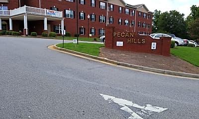 Pecan Hills Apartments, 1
