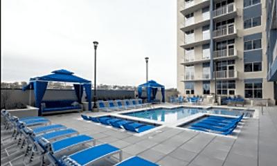 Pool, 719 Thompson Ln, 2