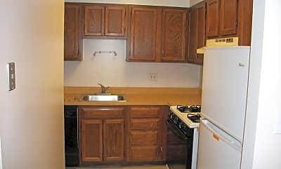 Kitchen, 547 Jefferson Avenue, 1
