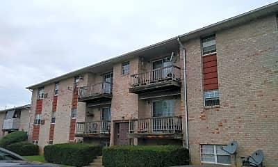 Cambridge House Apartments, 2