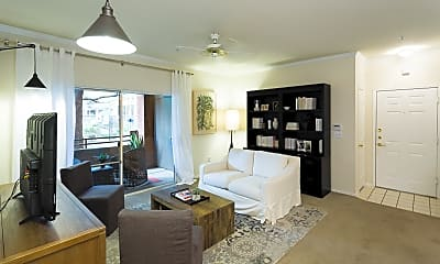 Living Room, IMT Riverview, 1