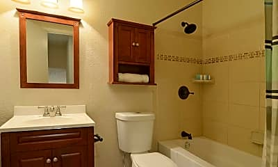 Bathroom, The Springs Townhomes, 2