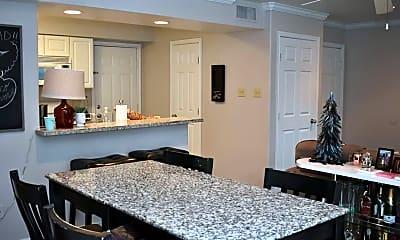 Dining Room, 1515 Creekside Ln, 1