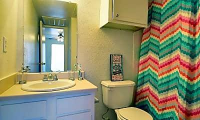 Bathroom, Santa Fe Trails, 2