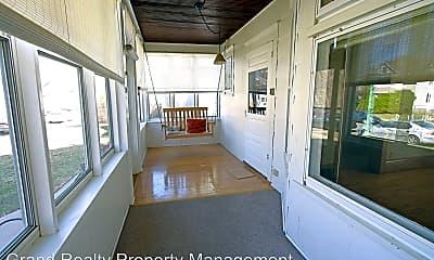 Patio / Deck, 454 Herschel St, 2