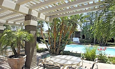 Pool, Sunrise Apartments, 1