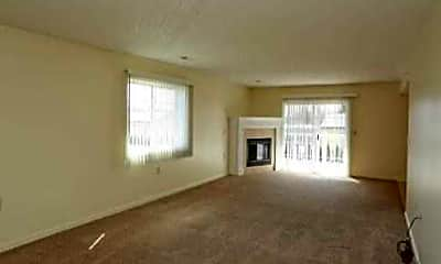 Living Room, Waterbury Ridge Apartments, 1