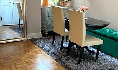 Dining Room, 400 east 90th street, 1