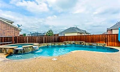 Pool, 801 Martin Creek Dr, 1
