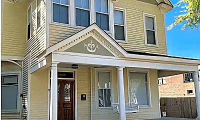 Building, 1410 S Gaines St, 0