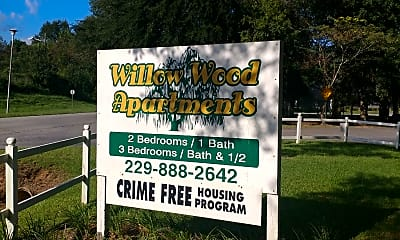 Willow Wood, 1