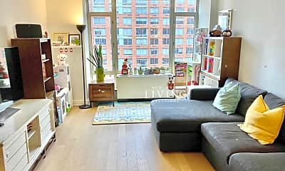 Living Room, 325 North End Ave, 0