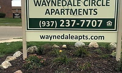 Waynedale Apartments, 1