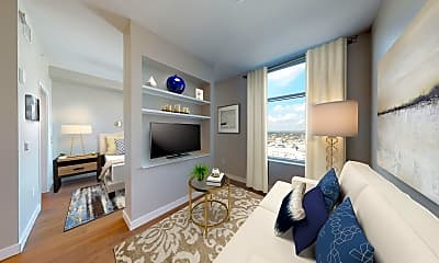 Living Room, 110 George L Davis Blvd, 0