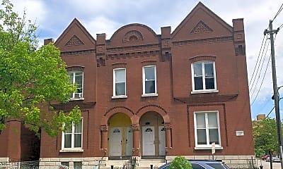 Building, 3454 California Ave, 0