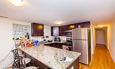 Kitchen, 1657 N Maplewood Ave, #0F, 0