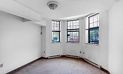 Bedroom, 102 Queensberry Street, unit B, 2