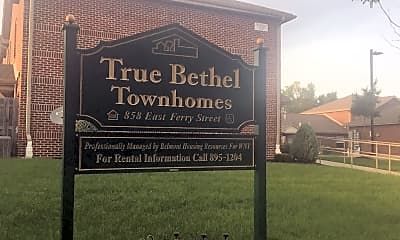 True Bethel Townhomes, 1
