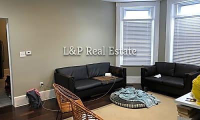 Living Room, 1227 Sandusky St, 2