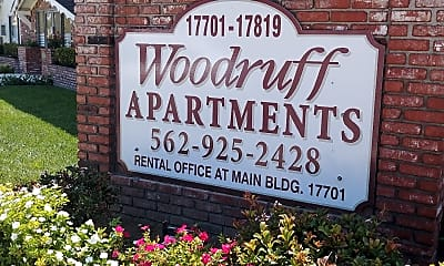 Woodruff Apartments, 1