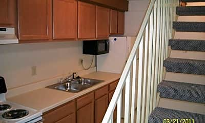 Kitchen, Aries Court Apartments, 1