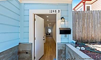 Bathroom, 1248 Haskell St, B, 2