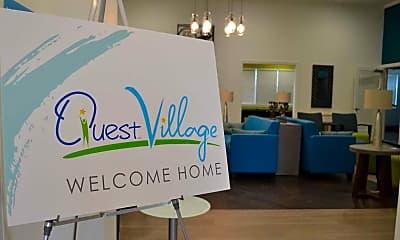Clubhouse, Quest Village, 0