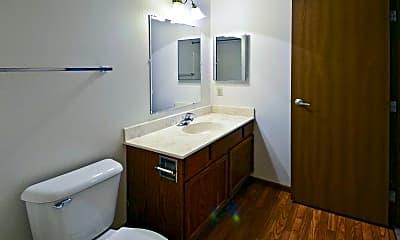 Bathroom, Onamia Manor, 2