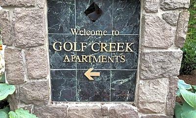 Golf Greek Apartments, 1