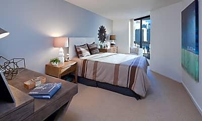 Bedroom, Asbury Plaza, 2