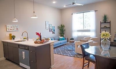 Living Room, 1221 N 27th St, 1