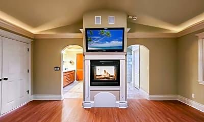 Living Room, 9311 Sunset Way, 1