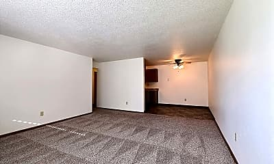 Living Room, Stoneview Apartments, 2
