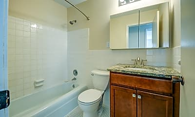 Bathroom, Charlton Estates, 2