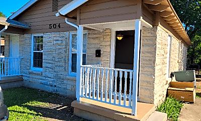 Building, 504 Blake St, 1