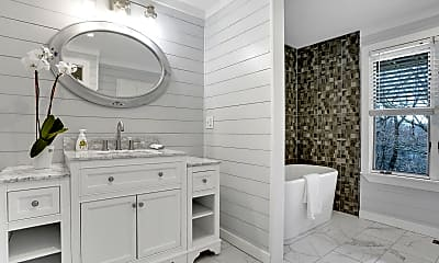 Bathroom, 218 S Ridley Creek Rd, 1