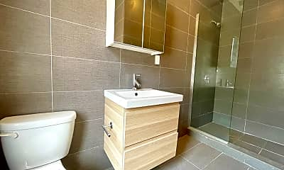 Bathroom, 580 St Nicholas Ave 1-S, 2