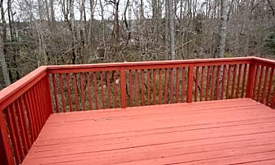 Patio / Deck, 520 Birchtree Valley Court, 2