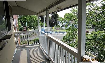 Patio / Deck, 20 River St, 2